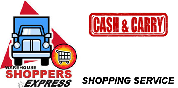 Warehouse Shoppers Express Shopping Service