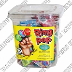 Topps Ring Pop Assorted