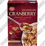 Post Cranberry Almond Crunch
