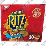 Ritz Bitz with cheese