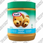 Kraft Light Smooth Peanut Butter