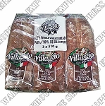 Villagio 100% Whole Wheat Bread