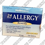 Health Balance Loratadine 24hr Allergy Remedy