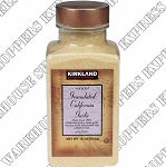 Kirkland Signature California Granulated Garlic
