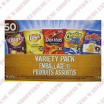 Frito Lay Lunch Pack Variety
