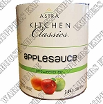 Astra Unsweetened Apple Sauce