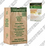 Bag to Earth Food Waste Bags 7x12inch