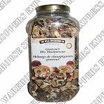 The Wild Mushroom Co. Gourmet Mixed Dried Mushrooms