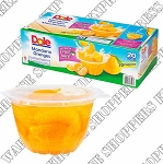 Dole Mandarin Orange Fruit Cups