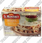 El Monterey Chicken Quesadillas