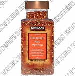 Kirkland Signature Crushed Red Peppers