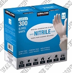 Kirkland Signature Medical Examination Nitrile Gloves - Large