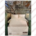 Kirkland Signature Supima Full Cotton Sheets