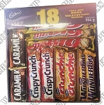 Cadbury Variety Pack Bars
