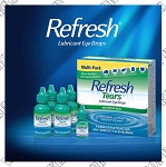 Refresh Tears Lubricant Eye Drops