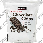 Kirkland Signature Semi Sweet Chocolate Chips