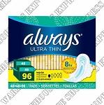 Always Regular Ultra Thin Pads