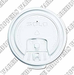 Solo Flat Lid for 8oz Hot Cup