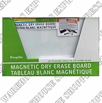 Messagstor Magnetic Dry Erase Board