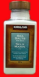 Kirkland Signature Sea Salt