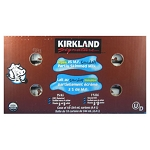 Kirkland Signature Organic 2% Chocolate Milk