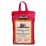 Kirkland Signature Traditional Basmati Rice