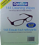 Optico Lens Cleaning Wipes