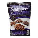 Snappers Dark Chocolate Caramel Pretzels