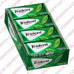 Trident Spearmint Stick Gum