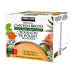 Kirkland Signature Organic Chicken Broth