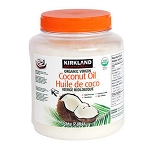 Kirkland Signature Organic Coconut Oil