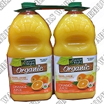 Grown Right Organic Orange Juice