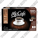 McCafe Premium Roast Coffee in Compostable Pods