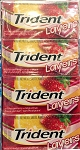 Trident Layers Strawberry Citrus