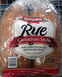 Dempsters Canadian Style Rye Bread