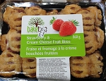 Baketree Strawberry & Cream Cheese Fruit Bites