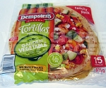 Dempster's Garden Vegetable Tortillas