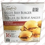 Pierre Signatures Angus Beef Siders