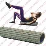 Pur Athletics Ultra Wave Textured Foam Roller