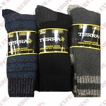 Terra Men's Thermal Socks