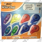 Bic Wite-Out Correction Tapes