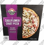 Molinaro's Cauliflower Crust Pizza