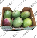 Red Mangoes from Peru