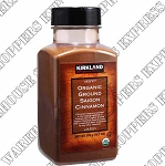 Kirkland Signature Organic Ground Saigon Cinnamon