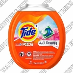 Tide Pods with Downy Laundry Detergent