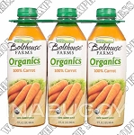 Bolthouse Organic Carrot Juice