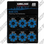 Kirkland Signature Hearing Aid Batteries - Size 10