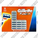 Gillette Fusion Cartridges