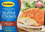 Butterball Stuffed Chicken Cutlettes