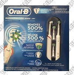 Oral-B  Cross Action Rechargeable Toothbrushes